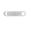 Classic Paddle Bottle Opener - Stainless Steel