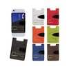 Faux Leather Phone Wallet Attaches to Your Smart Phone or Case