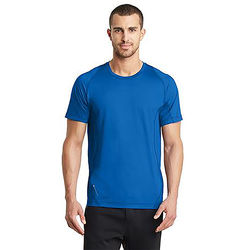 OGIO® Men's 100% Polyester Ultra-Breathable Moisture-Wicking STRETCHY Crewneck T-Shirt