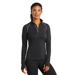 OGIO® Ladies'  Endurance Stretchy Wicking Quarter Zip Pullover