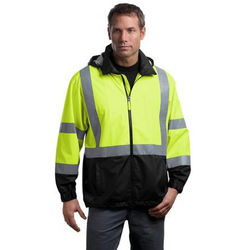 CornerStone ® - ANSI 107 Class 3 Safety Windbreaker