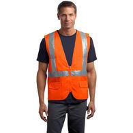 CornerStone ® - ANSI 107 Class 2 Mesh Back Safety Vest