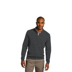 Port Authority ® - Men's Half Zip Sweater