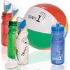 Beach Ball-In-A-Bottle Combo