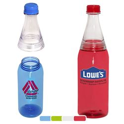 23 oz Easy-Fill Soda-Style Acrylic Water Bottle