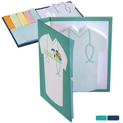 Medical Scrubs Sticky Book
