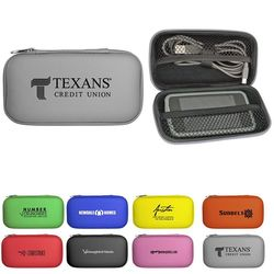 Deluxe Zippered Cord Case