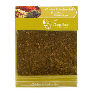 Spice Rub Header Bag - Chicken & Poultry