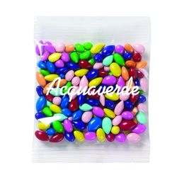 1 oz Chocolate Covered Sunflower Seeds in Assorted Colors