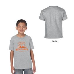 Quick Ship Gildan® Youth 5.3 oz Heavy Cotton Tee - Heathers