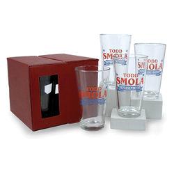 16 oz Pint Glass Set (4)