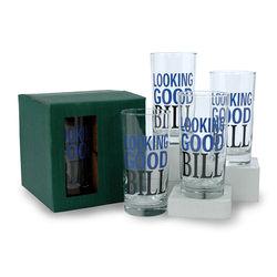 12.5 oz Beverage Glass Set (4)