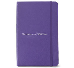 "5"" x 8.25"" Moleskine® Hard Cover Ruled Large Notebook"