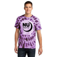 Adult Tie-Dyed Window T-Shirt