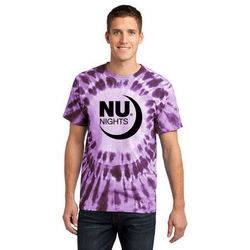 Tie-Dyed Window T-Shirt