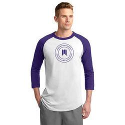 3/4 Sleeve Raglan Baseball Jersey