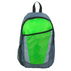 Colorful Polyester City Backpack