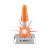 Light-Up Blinking Traffic Cone Desk Accessory