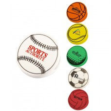 Sports Ball Chip Clip