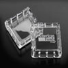 Optical Crystal Keepsake Box - 3-1/2