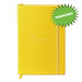 "5.5"" x 8.25"" Bound Journal with Elastic Closure and Ribbon Bookmark - BEST"