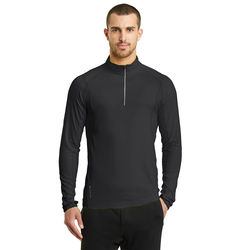 OGIO® Men's Endurance Stretchy Wicking Quarter Zip Pullover