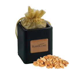Desk Cube Filled with Cashews