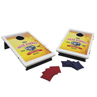 Rugged Plastic Bag Toss Game for Trade Shows and Events