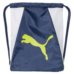 "14.5"" x 17.5"" PUMA® Cat Logo Drawstring Cinch Backpack"