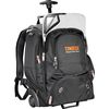 elleven® Wheeled Security-Friendly Compu-Backpack Holds up to 17
