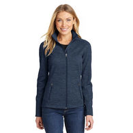 Ladies' Full-Zip Fashion-Tech Fleece