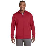 Men's Full-Zip Wicking Sweatshirt