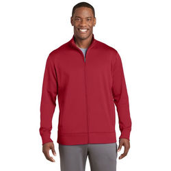 Men's Full-Zip Wicking Fleece Jacket