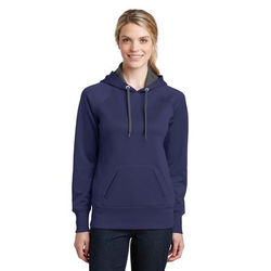 Ladies' Tech Fleece Pullover Hooded Sweatshirt