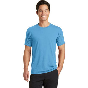 Men's 65/35 Soft-Touch Wicking T-Shirt