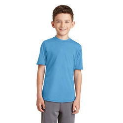 Youth Blended Soft-Touch Moisture-Wicking T-Shirt