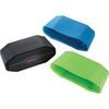 Bluetooth Speaker Includes 3 Different Colored Silicone Sleeves