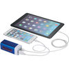 Universal Power Bank - 8000 mAh - ABS Plastic, Charges Tablets and Phones