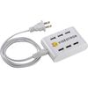 6 Port USB Wall Charger, ETL™-Certified