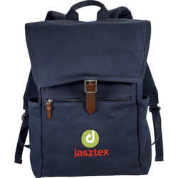 Cotton Laptop Backpack
