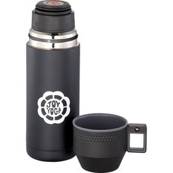20 oz High Sierra® Blackout Vacuum Bottle