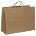 "Kraft Paper Shopping Bag - 16"" x 12"""