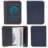 Deluxe Passport Cover with Pockets for Travel Necessities