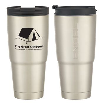 30 oz Engel® Hot/Cold Stainless Steel Vacuum Insulated Travel Tumbler