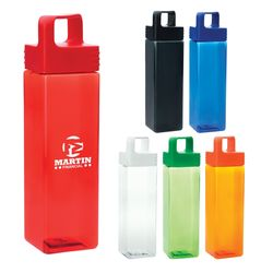 27 Oz. Square Water Bottle