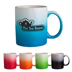 11 oz Mug wth Color Gradient