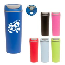 16 oz Double Wall Travel Tumbler