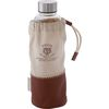 18 oz Alternative® Glass Bottle with Pouch