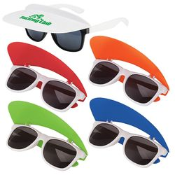 Visor Sunglasses are Sure to be a HUGE Hit at your Next Event