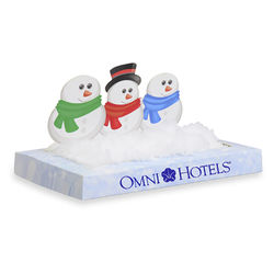 Snowscape Desktop Toy with Snow To Go® Packet and Mini Shovel